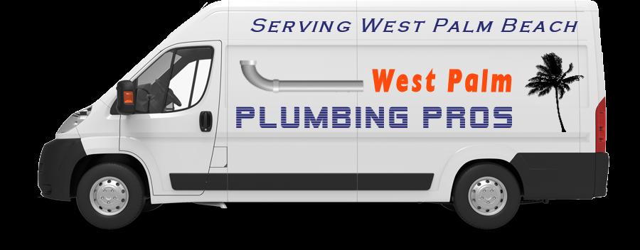 plumbing experts West Palm Beach van