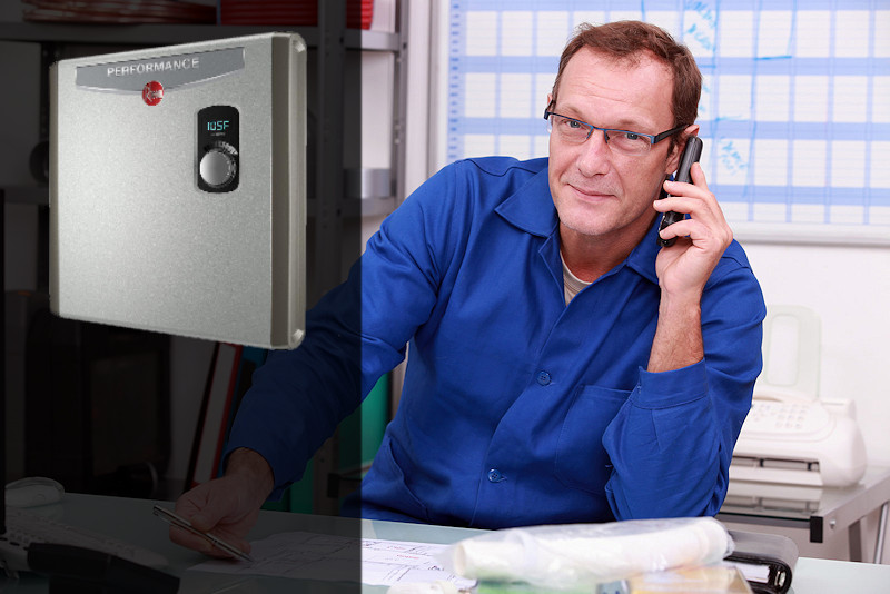 Electric Tankless Water Heater Quote